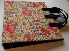 PODD Communication Book Binder A5 Hello Kitty from Ability World